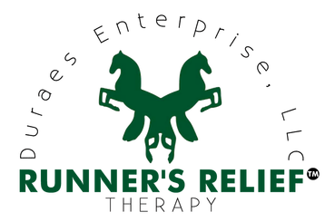 Runner's Relief Logo